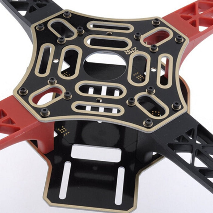 Rc Car Servo  Plane Frame Rotor Air Flamewheel Kit