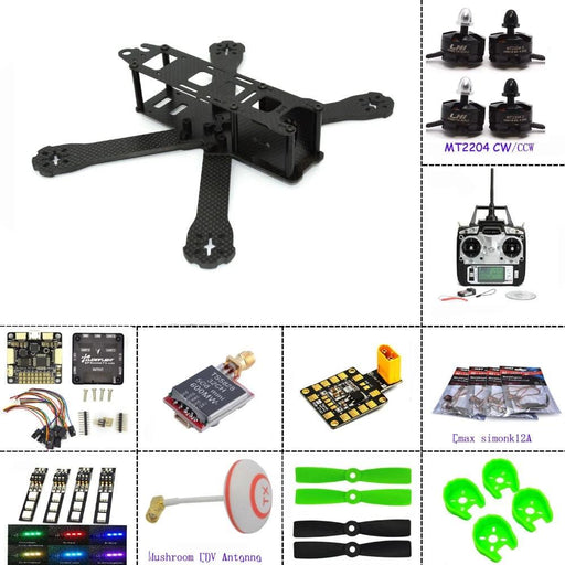 H220 Quadcopter ARF Kit