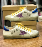 "MCDPV. SNEAKERS ""GOLDEN G"" pink"