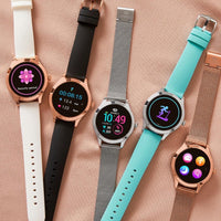 MAREA WATCHES. SMARTWATCH INTELIGENTE B-59005/3 (ACERO/ TURQUESA)