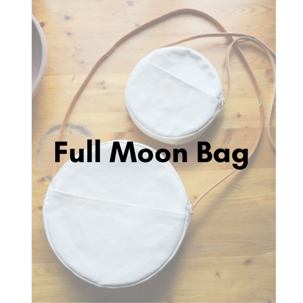 All Well Full Moon Bag Kit - Natural