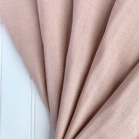 Cotton Triple Gauze - Blush