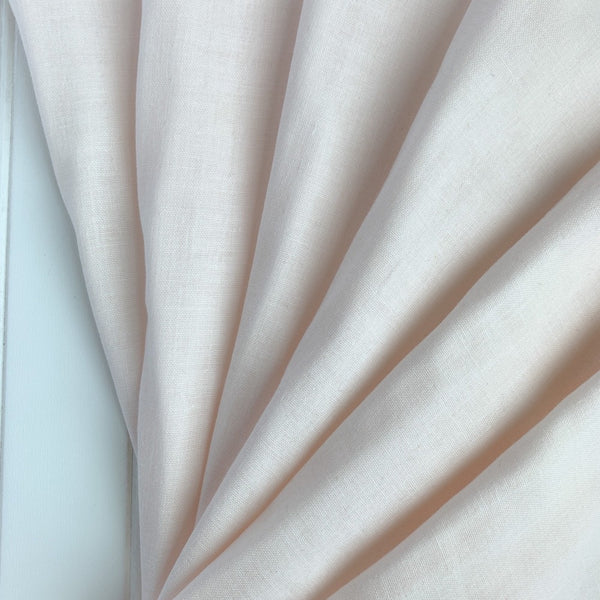 Cotton Triple Gauze - Pearl Pink