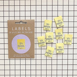 Kylie and the Machine - YO MAMA MADE IT Woven Sewing Labels