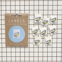 Kylie and the Machine - NANA MADE IT Woven Sewing Labels