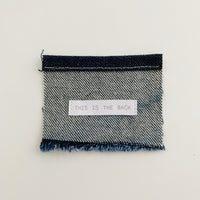 Kylie and the Machine - THIS IS THE BACK 2 Woven Sewing Labels