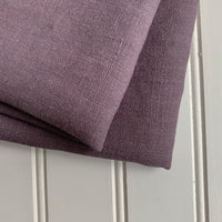 Midweight Linen (Soft) - Dusty Lilac