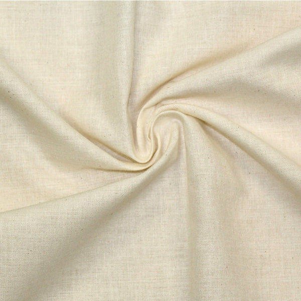 roc-lon nature's way unbleached muslin