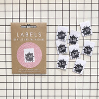 Kylie and the Machine - TA-DA! Woven Sewing Labels