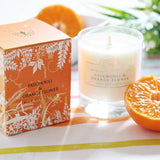Patchouli & Orange Flower Boxed Soy Wax Candle