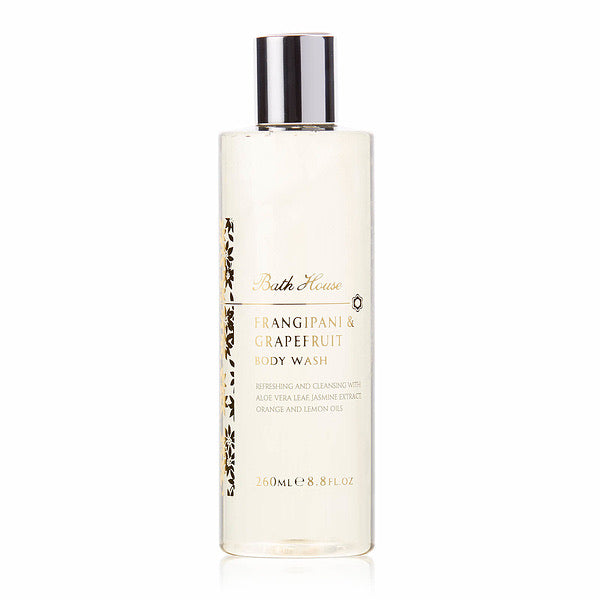 Frangipani & Grapefruit Body Wash 260ml