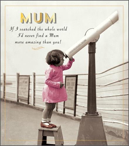 HD714B - Amazing Mum Birthday Card