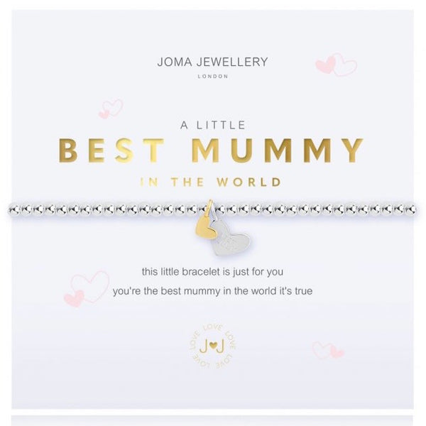 a little Best Mummy In The World Bracelet