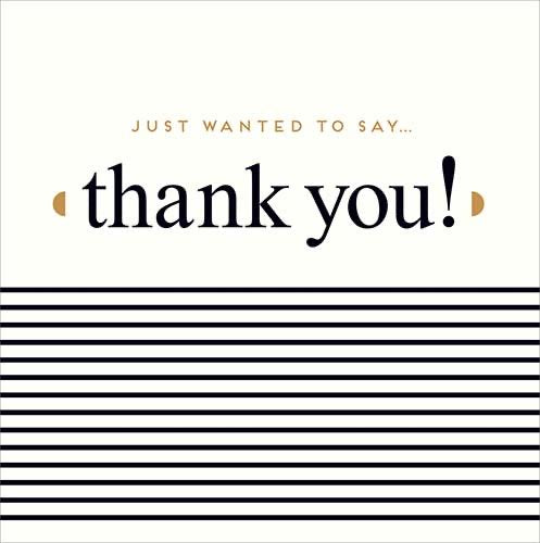 GH8176B - Stripes Thank You Card