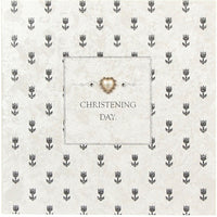 GD36 - Christening Day Pearl Card