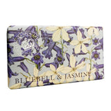 Kew Gardens Bluebell & Jasmine Soap Bar 240g