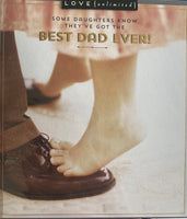 HD715B - Best Dad Ever Birthday Card