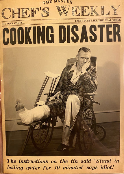 DV002A - Cooking Disaster Card