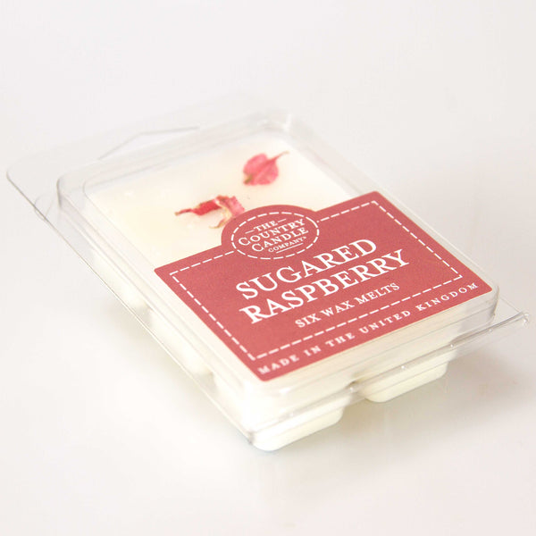 Sugared Raspberry Wax Melts
