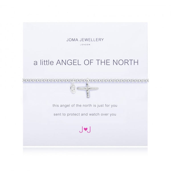 a little Angel Of The North Bracelet