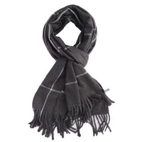 Sophie Simple Tartan Scarf - Various Colours