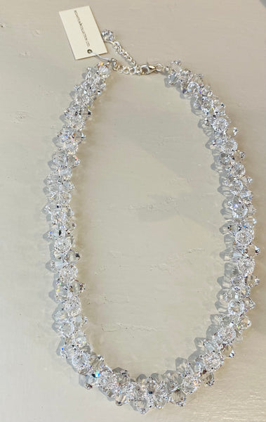 Xilion Swarovski Crystal Necklace