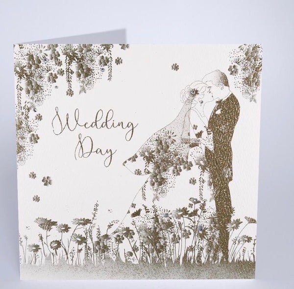 GS30 - Wedding Day Card
