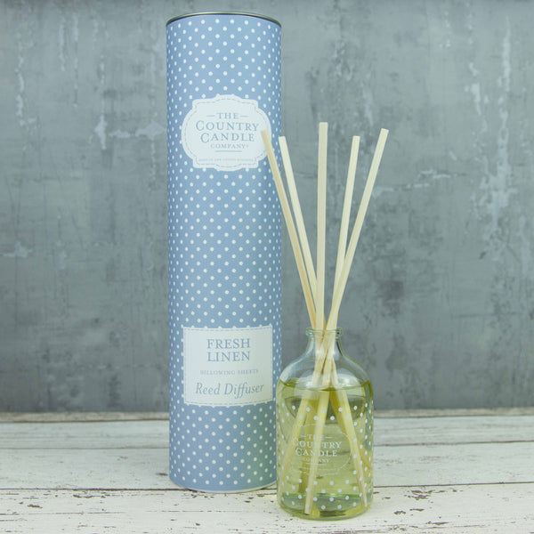 Fresh Linen Reed Diffuser