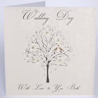 HW3 - Tree Wedding Day Card