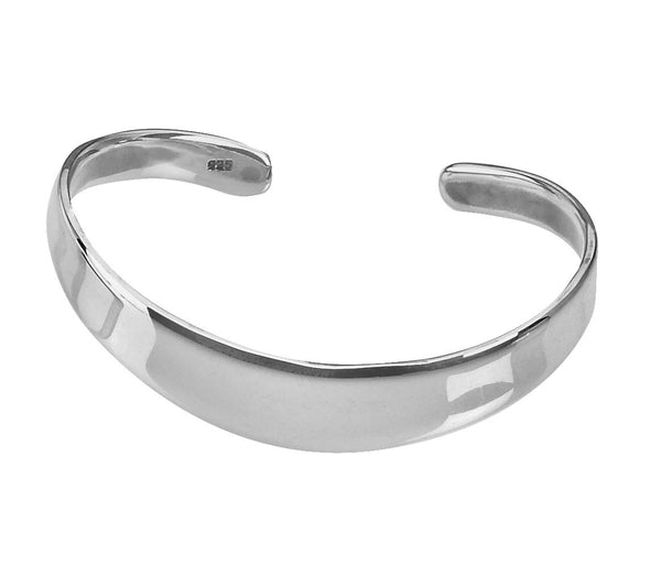 Tuscany Bangle Bracelet in Sterling Silver