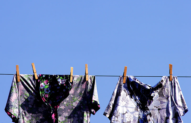 A Closer Look at Organic Laundry Practices