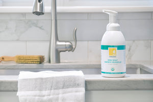 ALLORGANIC DISH SOAP - ALLORGANIC.COM