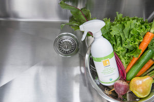 ALLORGANIC FRUIT & VEGGIE WASH - ALLORGANIC.COM