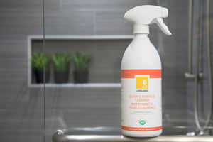 ALLORGANIC GLASS & SURFACE CLEANER - ALLORGANIC PRODUCTS