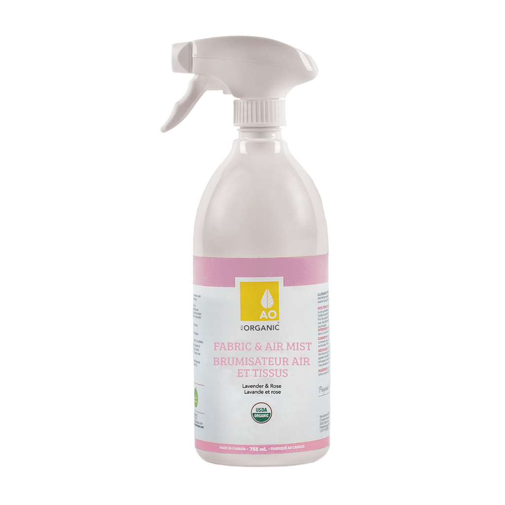 ALLORGANIC FABRIC & AIR MIST - ALLORGANIC.COM