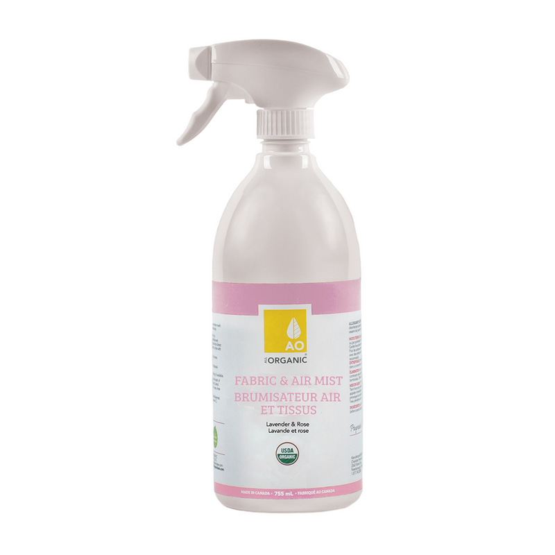 ALLORGANIC FABRIC & AIR MIST - ALLORGANIC PRODUCTS