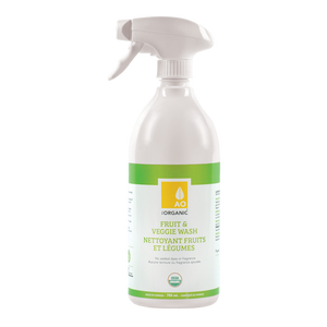 ALLORGANIC FRUIT & VEGGIE WASH - ALLORGANIC PRODUCTS