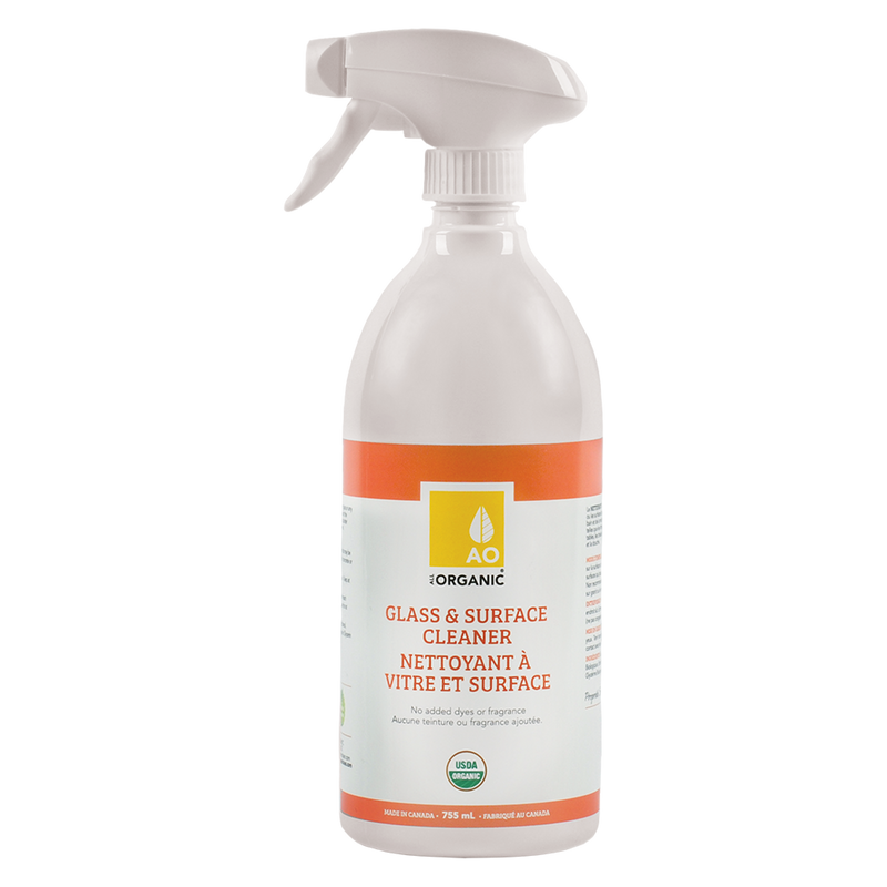 ALLORGANIC GLASS & SURFACE CLEANER - ALLORGANIC.COM