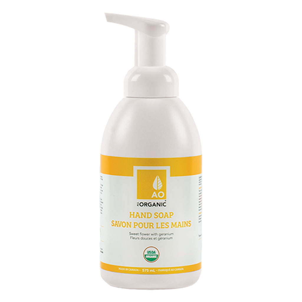 ALLORGANIC HAND SOAP - ALLORGANIC.COM