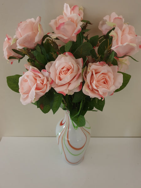 Artificial Rose Spray - Kindreds Palace