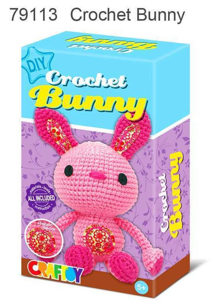 CROCHET- BUNNY - Kindreds Palace