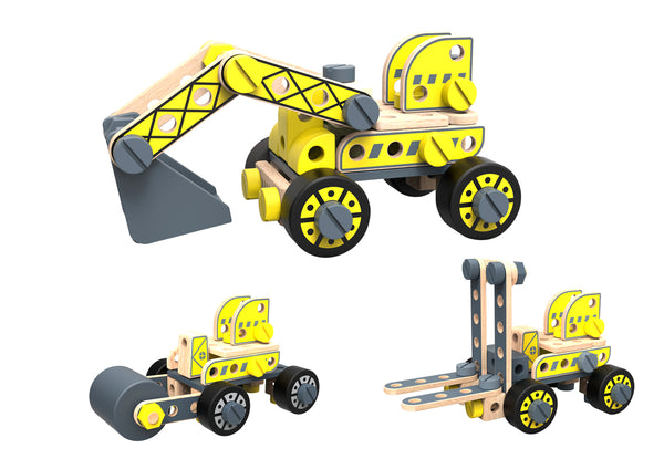 DIY FORKLIFT & EXCAVATOR - Kindreds Palace