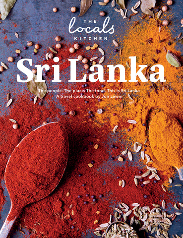 The Locals Kitchen: Sri Lanka