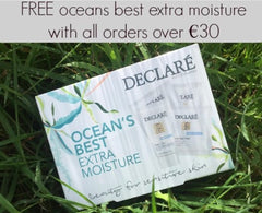Free Trial Set Gift Pack with any purchase over €30(while stocks last)