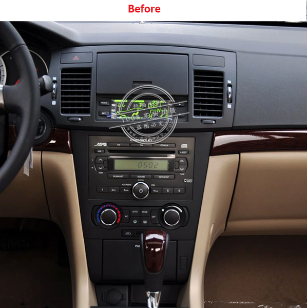Holden Captiva OEM Head Unit | LasBuy