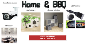 lasbuy home and bbr products