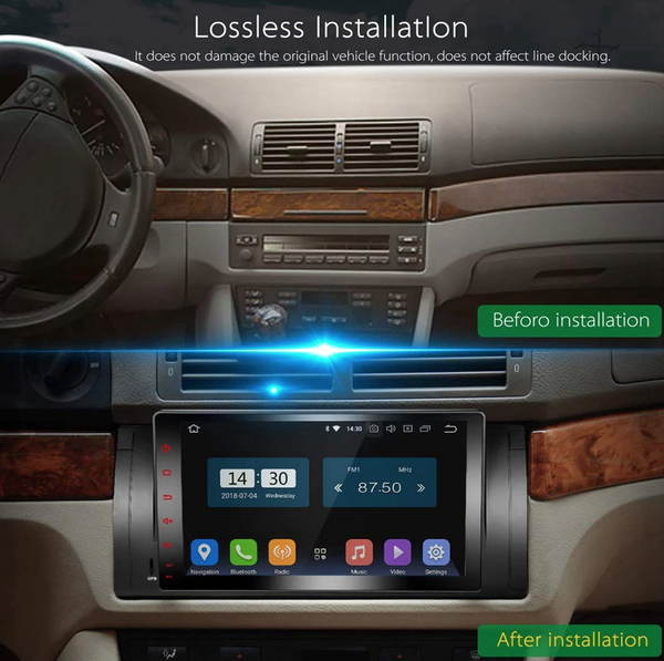 BMW X5 Android Stereo | Lasbuy.com