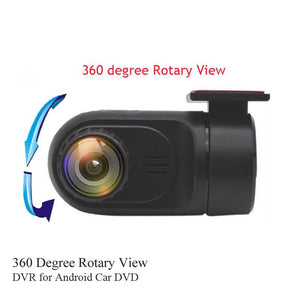 Android Car Stereo DVR Lasbuy