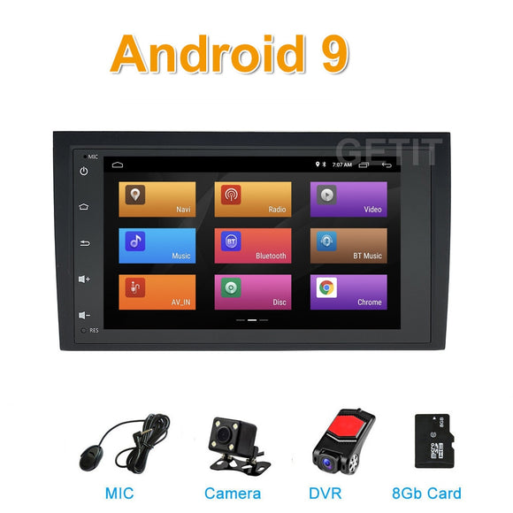Android Car Stereo for Audi A4 (2002-2007)