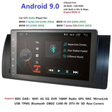 bmw x5 Android stereo